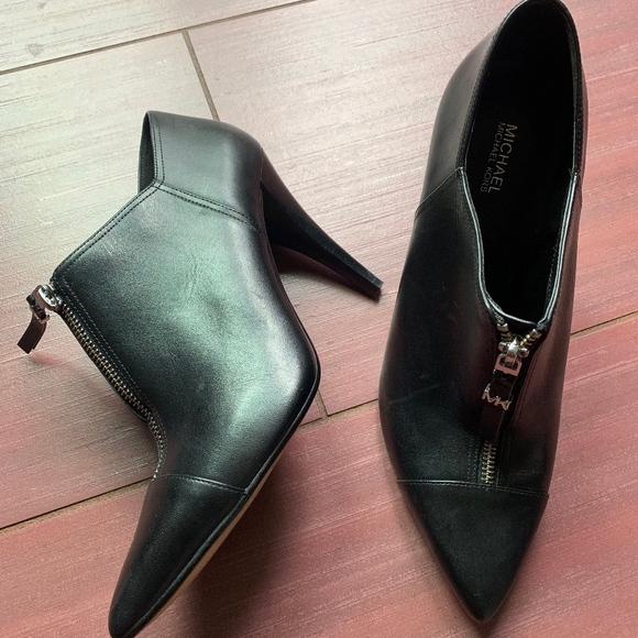 Andi Leather Bootie | Poshmark